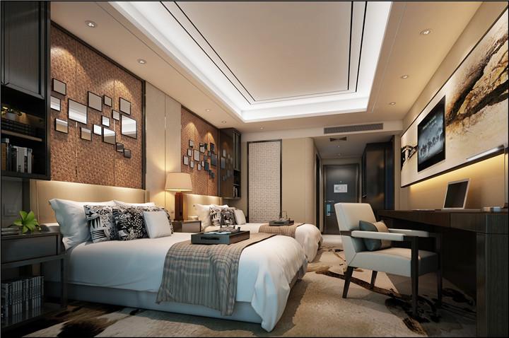 绵阳商务酒店设计