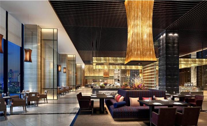 特色大酒店设计效果图